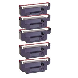 5PK Compatible IR-51BR Ribbons For Citizen 150 200 560 562 930 ( Pack of 5 )