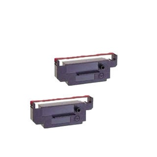2PK Compatible IR-51BR Ribbons For Citizen 150 200 560 562 930 ( Pack of 2 )