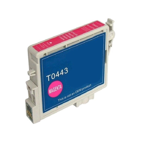 1 Pack Epson T044320 Magenta Compatible Ink Cartridge For Epson Stylus C64 ( Pack of 1 )