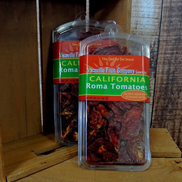 Vacaville Fruit California Roma Tomatoes (2 pack)