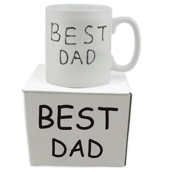 Red Vanilla Best Dad 20oz Mug