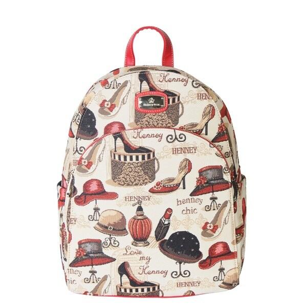 Henney Bear Backpack