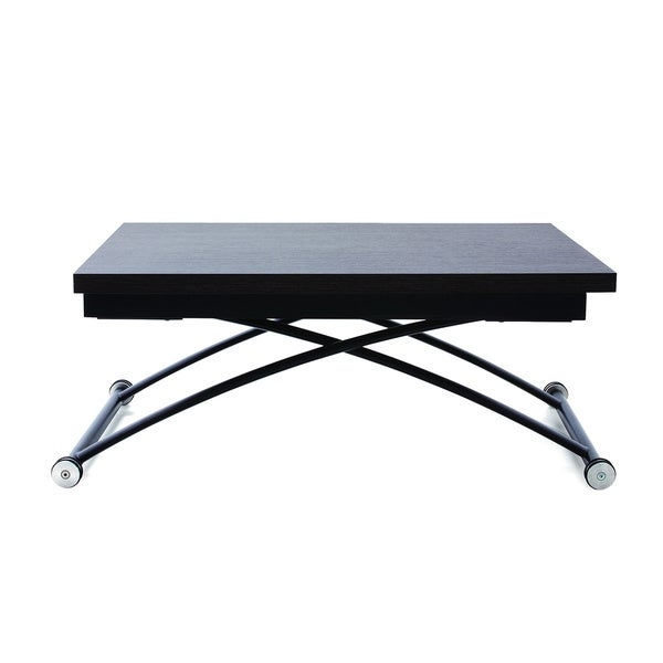 Modrest Central Modern Extendable Foldable Coffee Table