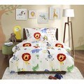 Mi Zone Kids Jungle Josh 8-piece Bed in a Bag with Sheet Set