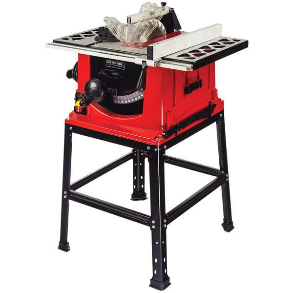 General International 10-inch Table Saw