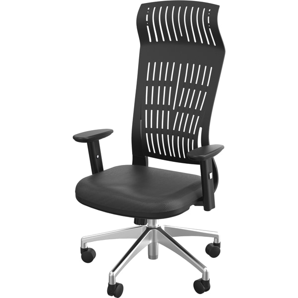 Balt Fly Chair Black High Back Office Chair