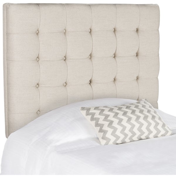 Safavieh Lamar Wheat Tufted Headboard (Twin)