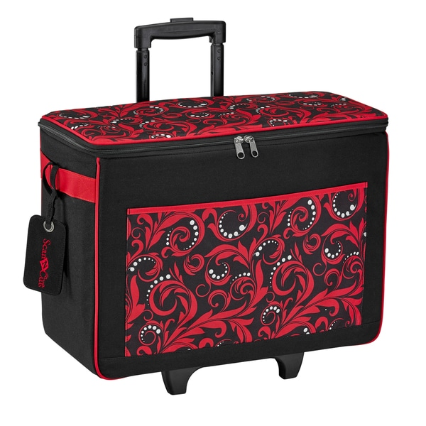 ScanNcut Red Tote Bag