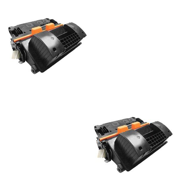 2PK Compatible CF281X 81X Toner Cartridge For HP LaserJet Enterprise Flow MFP M630z ( Pack of 2)