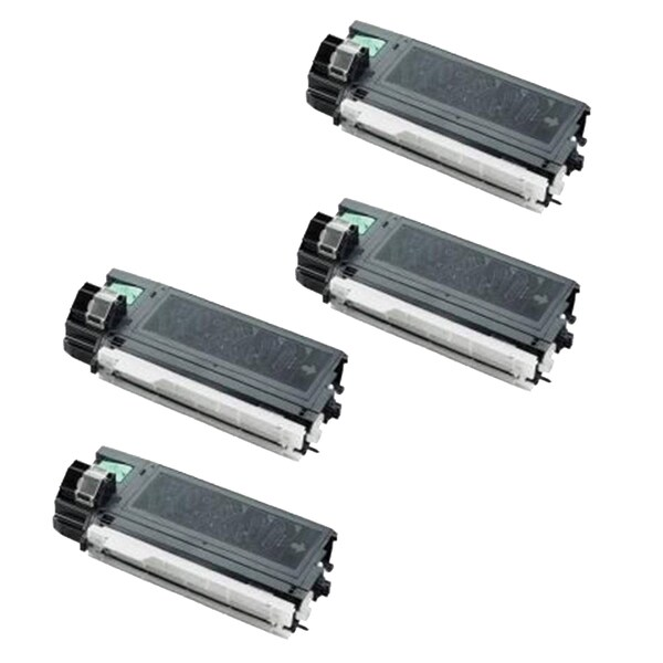 4PK AL-204TD Compatible Toner Cartridge For Sharp AL 2031 2041 2051 ( Pack of 4 )