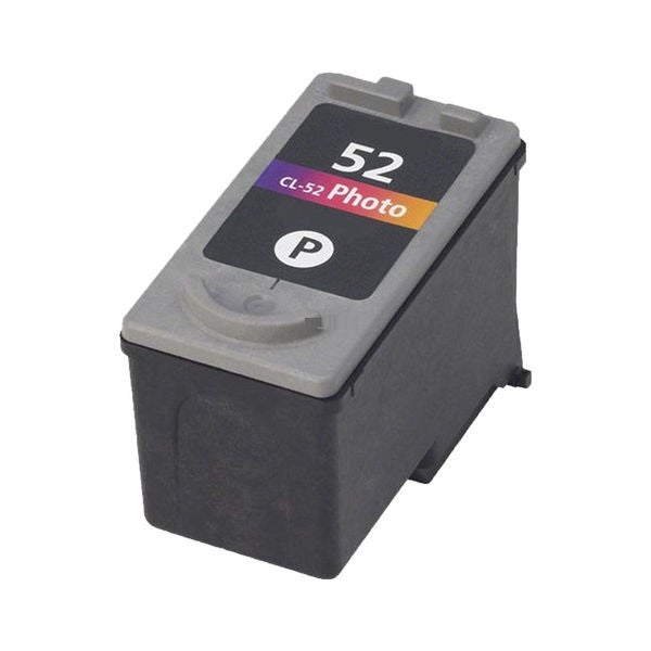 1PK CL-52 Photo Compatible Ink Cartridge For Canon PIXMA MP150 MP160 MP170 MP180 ( Pack of 1 )