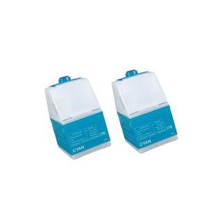 2PK Compatible 888343 Type R-1 Toner Cartridges For Ricoh Aficio 3228C 3228CSPF 3235C 3235CSPF 3245C 3245CSPF ( Pack of 2 )