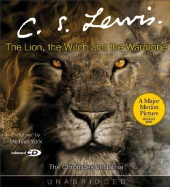 The Lion, The Witch And The Wardrobe: The Chronicles of Narnia (CD-Audio)