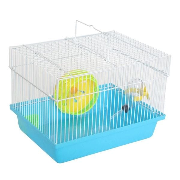 YML Economy Single Level Dwarf Hamster/ Mouse Cage