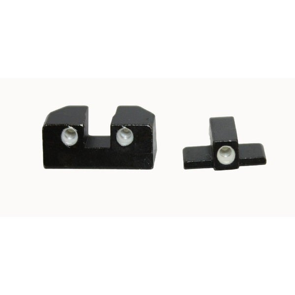 Meprolight Tru-Dot Night Sights Yellow Rear/Green Front Sig