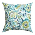 Sunline Circe Indoor/ Outdoor Down and Feather 20-inch Decorative Pillow (Set of 2)