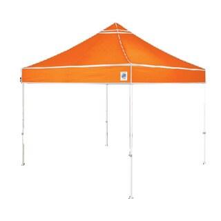 Hi-Viz Utility Instant Shelter® by E-Z UP, Fabric Clr Bright Green