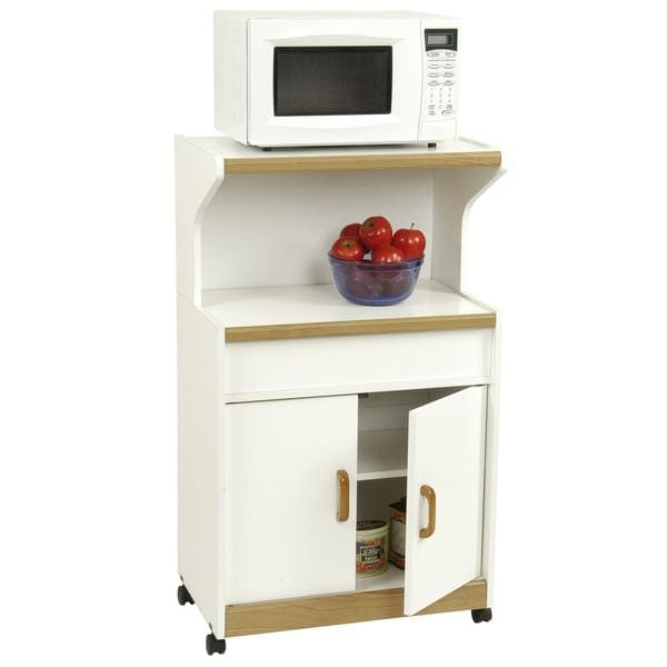 Altra Deluxe Microwave Cart