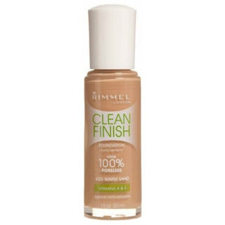 Rimmel London Clean Finish Foundation