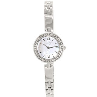 Bulova Women's Boxed Interchangeable Bezel Watch Set