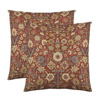 Indira 18-inch Throw Pillow (Set of 2)