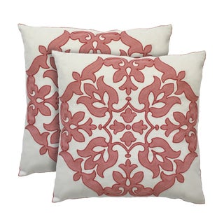 Haven 18-inch Throw Pillow (Set of 2)