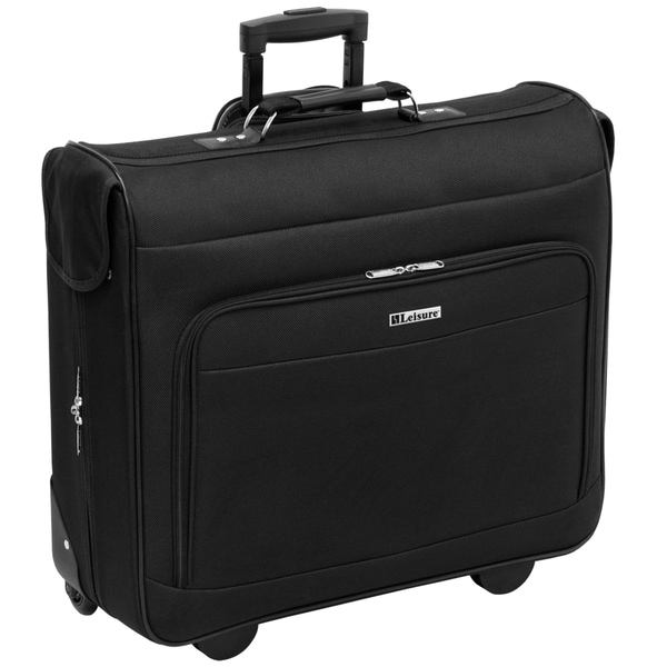 Leisure Luggage 44-inch Wheeled Garment Bag