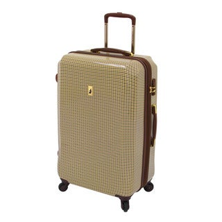 London Fog Chelsea Lites 24-inch Expandable Hardside Spinner Upright Suitcase