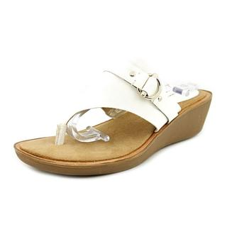 Giani Bernini Women's 'Cambrie' Faux Leather Sandals