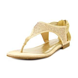 CL By Laundry Women's 'Noelle' Faux Suede Sandals