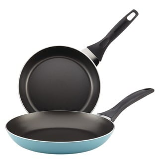 Farberware(r) Dishwasher Safe Nonstick 8-Inch and 10-Inch Twin Pack Skillet Set