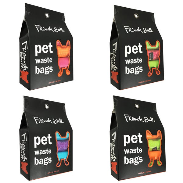 French Bull Waste Bags (Set of 16)