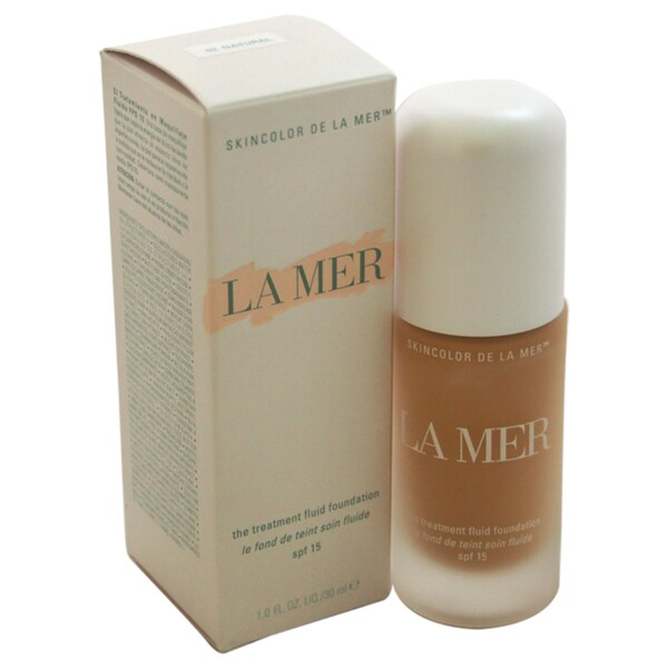 La Mer The Treatment Fluid Foundation Broad Spectrum SPF 15 # 02 Natural