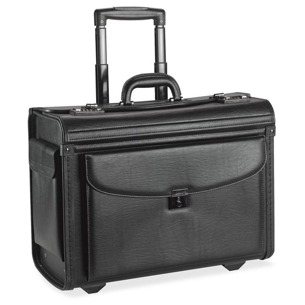 "Lorell Carrying Case for 16"" Notebook - Black - (1/Each)"