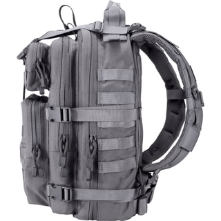 Barska Loaded Gear GX-400 Grey Crossover Backpack