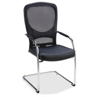 Lorell Mesh Bonded Guest Chair - (1/Each)
