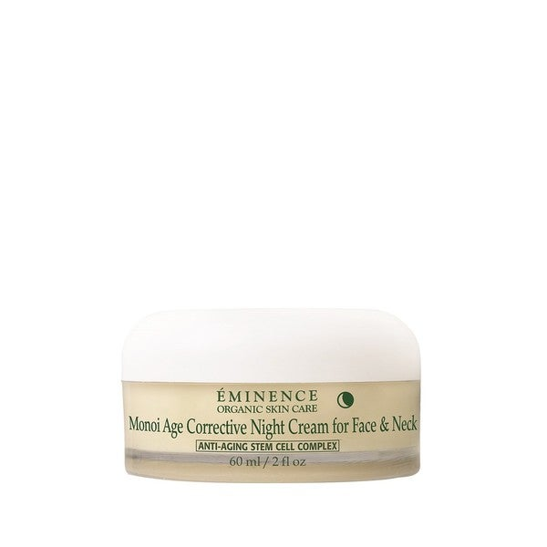 Eminence Monoi Age Corrective 2-ounce Night Cream for Face & Neck