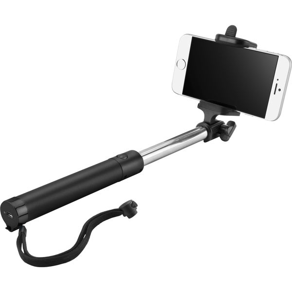 Barska XD-10 Selfie Stick with Built-in Bluetooth Shutter
