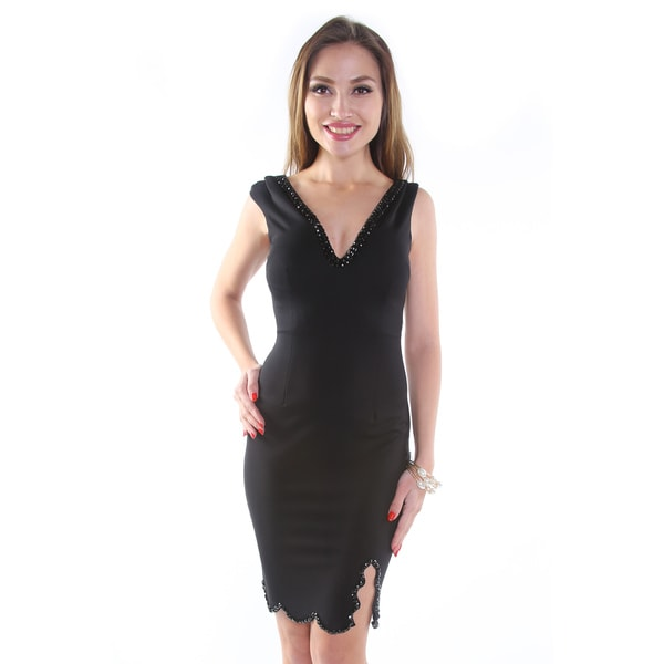 Hadari Women's Little Black Dress
