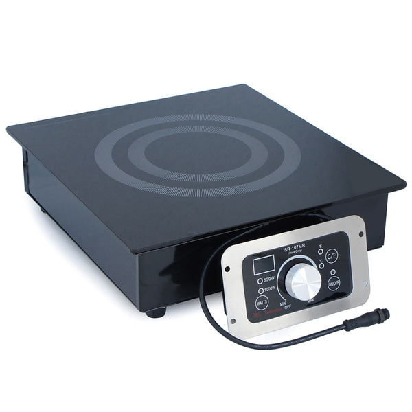 SPT Built-In Induction Warmer