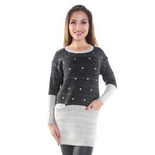 Hadari Women's Star Pullover