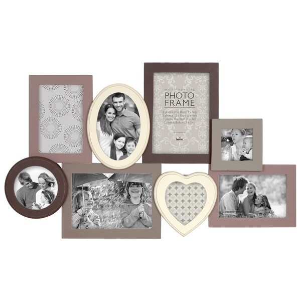 Selections by Chaumont Maderia III 8 Photo Wall Frame