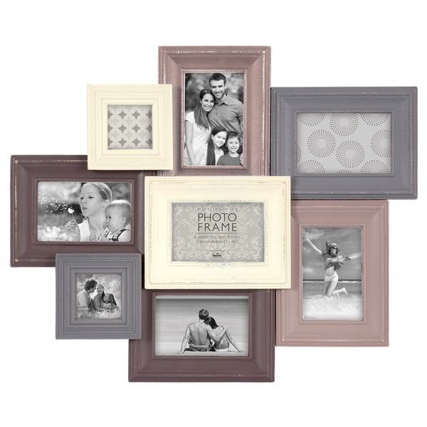 Selections by Chaumont Maderia VI 8 Photo Wall Frame