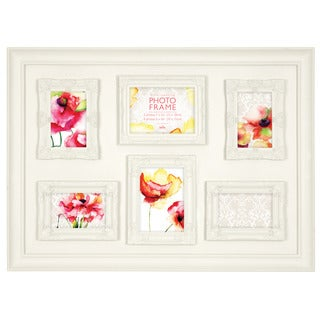 Selections by Chaumont Maggiore XXXIVOff White 6 Photo Frame