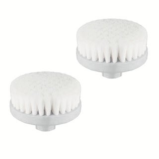 Replacement Face Exfoliating Brush Heads for Spin for Perfect Skin (Set of 2)