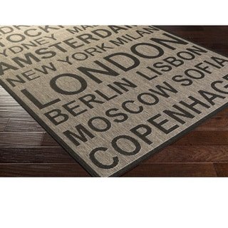 Meticulously Woven Amsterdam Rug (6'7 x 9'6)