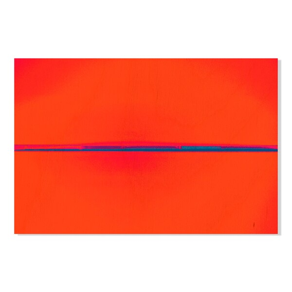 Gallery Direct Too Much Information IV Print on Birchwood Wall Art