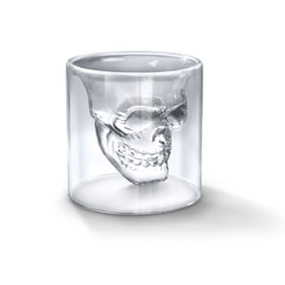 Doom Skull Shot Glass