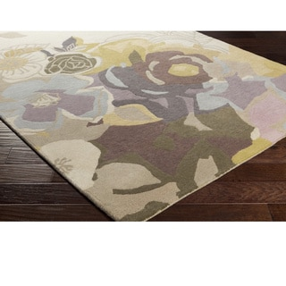 Scion : Hand Tufted Aviation Wool Rug (8' x 11')