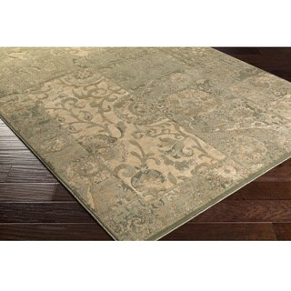 Meticulously Woven Argentina Rug (3'11 x 5'3)